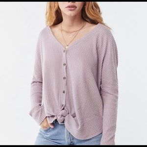 Urban Outfitters Button Down Sweater